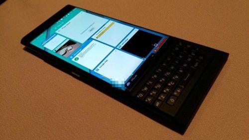 BlackBerry Vince Proto 011 Android, blackberry, google, Venice