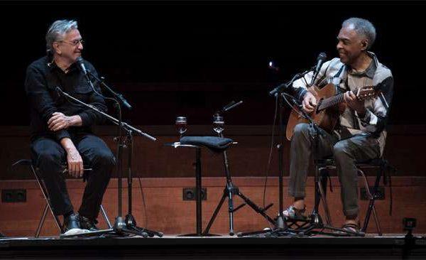 As Camélias do Quilombo do Leblon de Caetano Veloso e Gilberto Gil