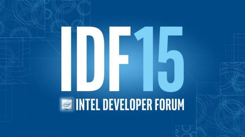 IDF15 San Francisco