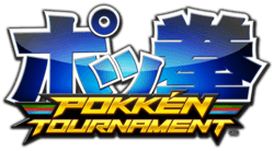 Pokken Tournament logo