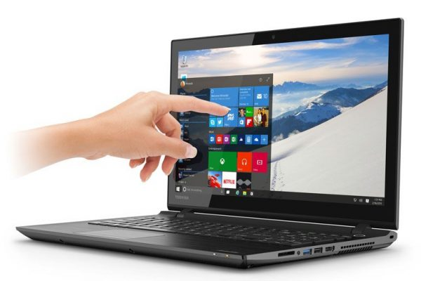 Toshiba Satellite C Windows 10