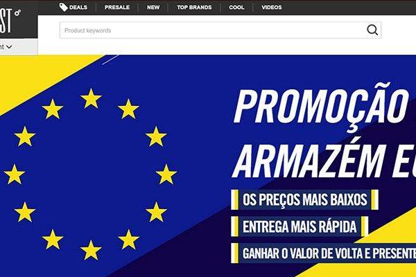 GearBest Armazém Europeu