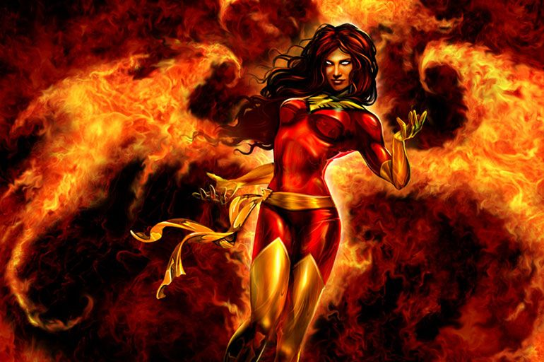 Marvel Girl – Jean Grey,