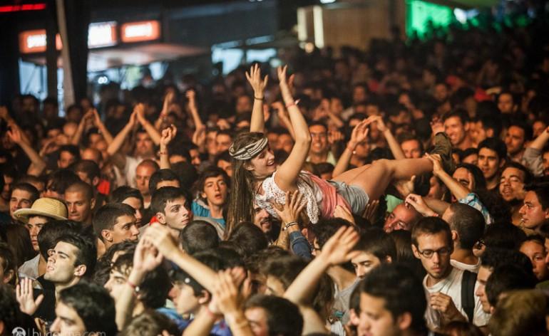 Festival Vodafone Paredes de Coura 2015