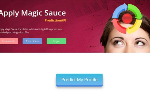 App Apply-Magic-Sauce