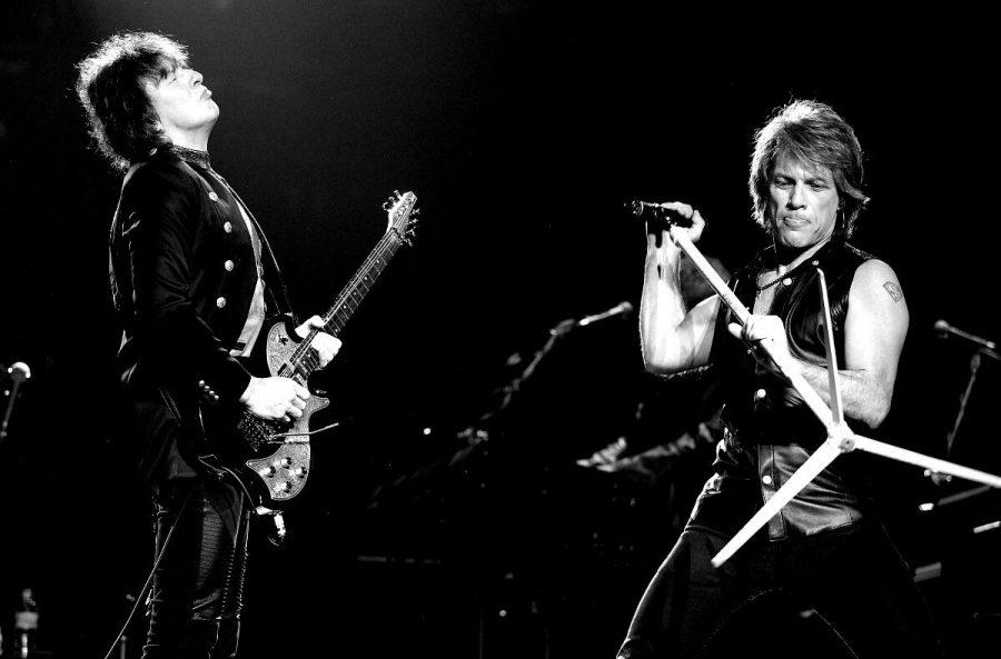 Bon Jovi concertos proibidos