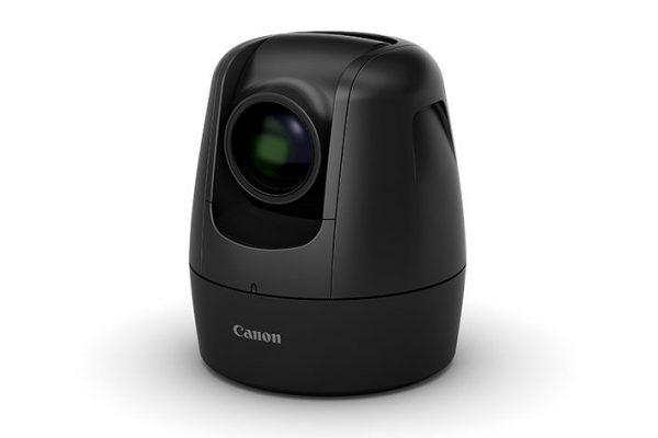 Canon câmara de rede de alta sensibilidade