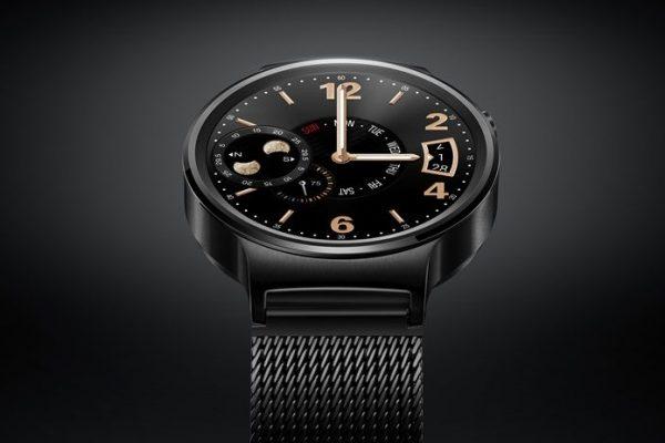 Huawei Watch HQ photos Elevation Black JPG 20150207 Huawei Watch