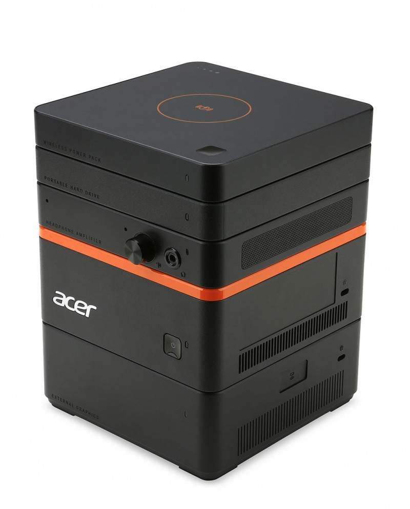 Acer Revo Build - mini-PC modular