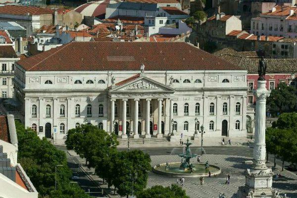Teatro D Maria II - foto de Abílio Leitão