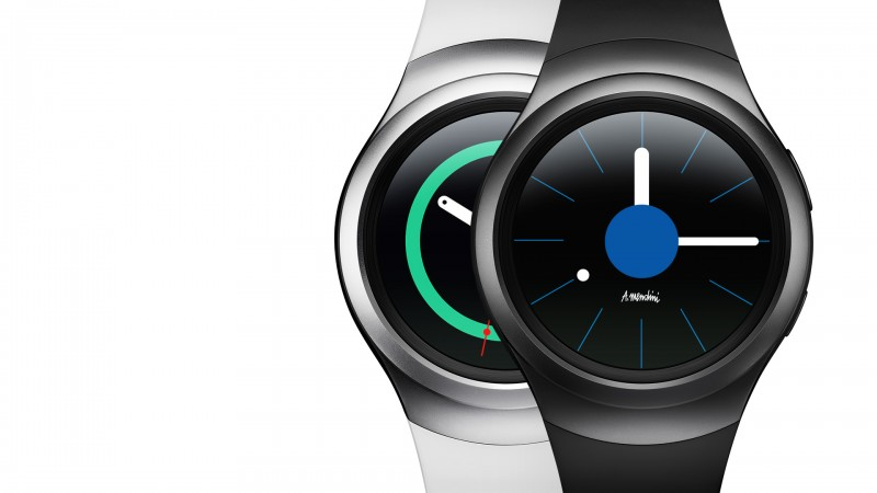 Z 7 Gear S2, IFA 2015, Samsung, smartwatch