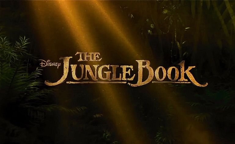 The Jungle Book trailer oficial