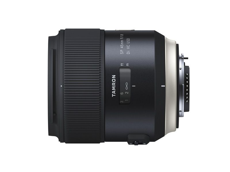 Tamron SP 45mm f013n_sideview