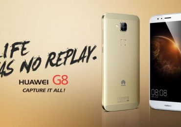 IFA 2015 Huawei G8