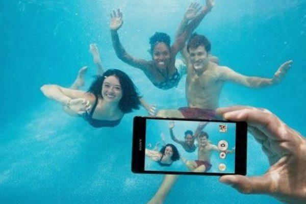 Sony Xperia waterproof