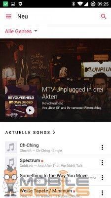 Apple Music Android leak screenshots 102315 3 Android, apple, Apple Music