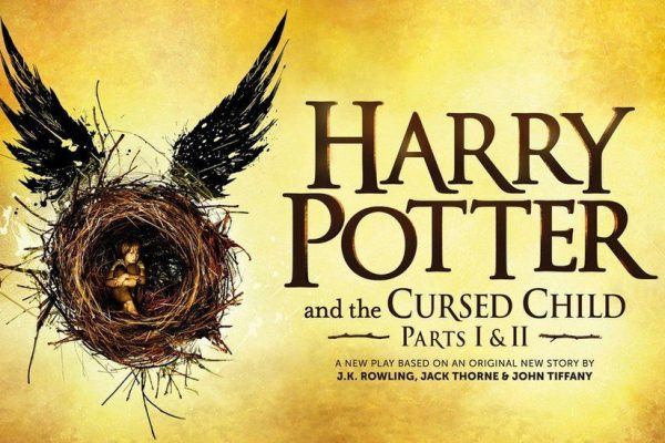 Harry Potter and the Cursed Child estreia em 2016 e esgota primeiros 4 meses