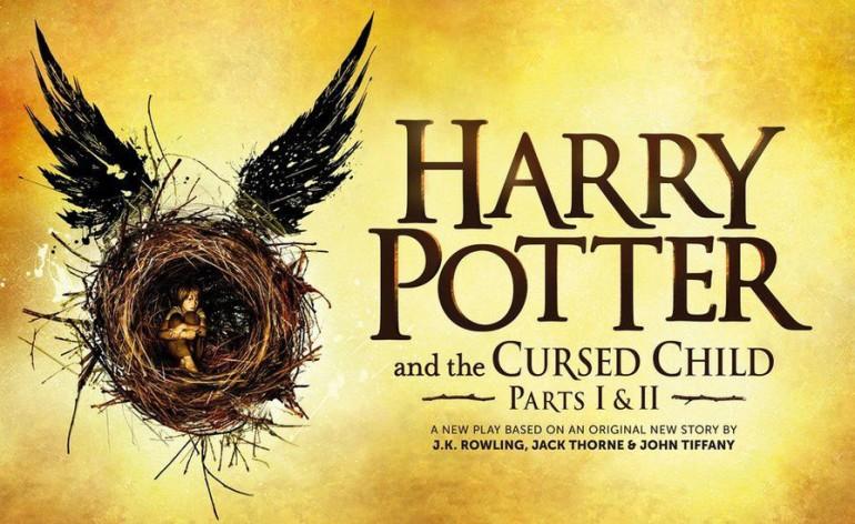 Harry Potter and the Cursed Child estreia em 2016 e esgota primeiros 4 meses