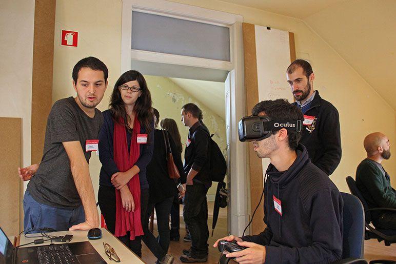 Portugal VR Meetup 11 experiências imersivas, Portugal, Portugal Virtual Reality Meetup, Realidade Virtual, Virtual Reality