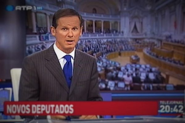RTP eleito ou eleita1 Telejornal