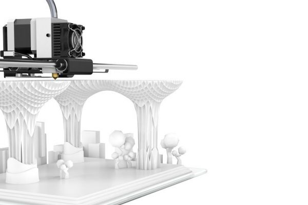 Witbox2 printing example 2 impressão 3D