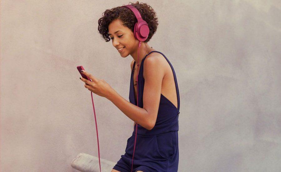 Sony Hear Your Colours: Um outono cheio de cor e estilo