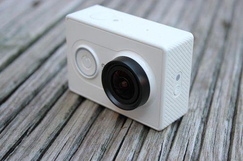 xiaomicamera1 action camera, GearBest, primeiras impressões, unboxing, Xiaomi, Xiaomi Mi Yi