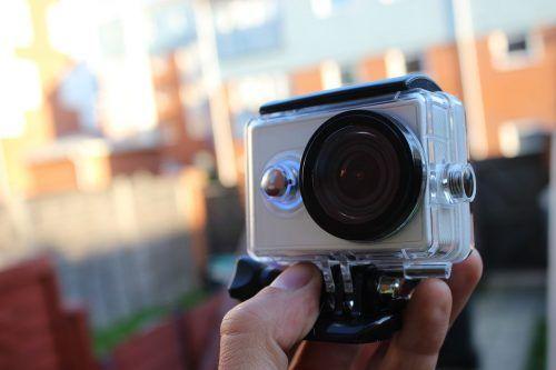 xiaomicamera3 action camera, GearBest, primeiras impressões, unboxing, Xiaomi, Xiaomi Mi Yi