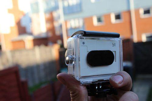xiaomicamera4 action camera, GearBest, primeiras impressões, unboxing, Xiaomi, Xiaomi Mi Yi