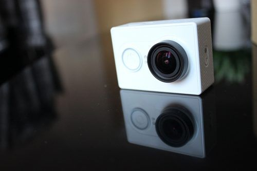xiaomicamera7 action camera, GearBest, primeiras impressões, unboxing, Xiaomi, Xiaomi Mi Yi