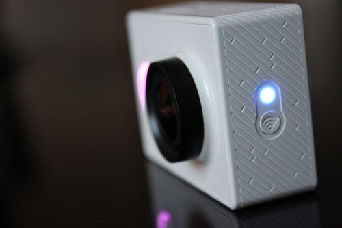 xiaomicamera9 action camera, GearBest, primeiras impressões, unboxing, Xiaomi, Xiaomi Mi Yi
