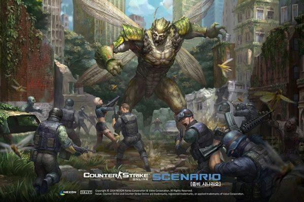 Counter-Strike Temporada 5 do Cenário Zombie