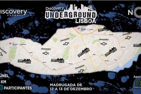 Inscrições no Discovery Underground Lisboa superam expectativas