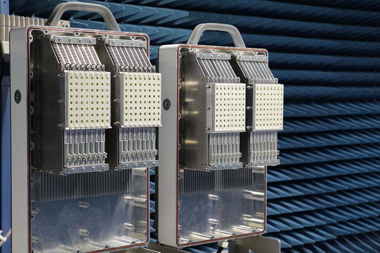 Protótipos de Rádio 5G da Ericsson