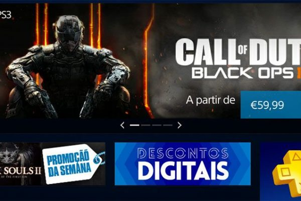 PlayStation anuncia novos descontos na PlayStation Store