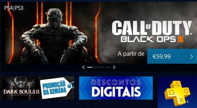 PlayStation anuncia novos descontos na PlayStation Store