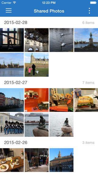 Qphoto4 App, app móvel Qphoto para iOS, iOS, iPad, iphone, NAS, QNAP, Qphoto