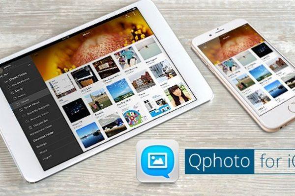 App Móvel Qphoto 2.0 para iOS