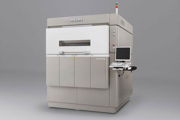 impressora 3D Ricoh AM S5500P