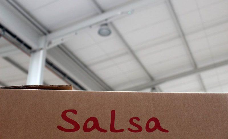 SALSA Jeans renova infraestrutura de rede local e wireless