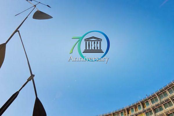 70 anos da UNESCO