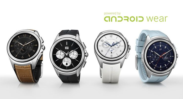 Android Wear rede móvel