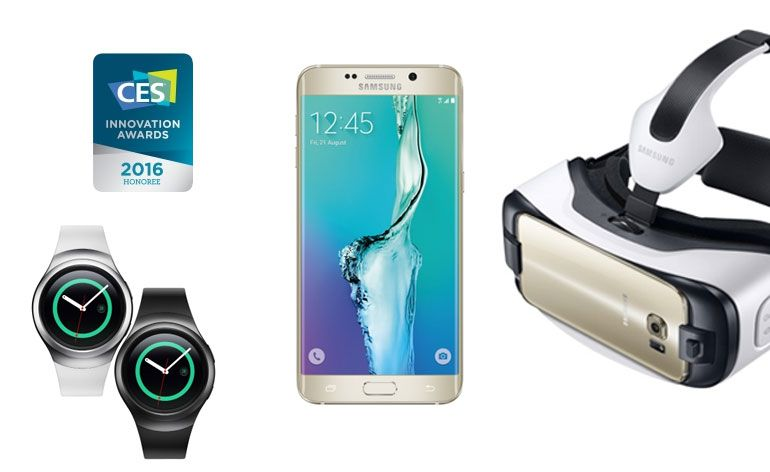 Samsung ganha 38 CES 2016 Innovation Awards