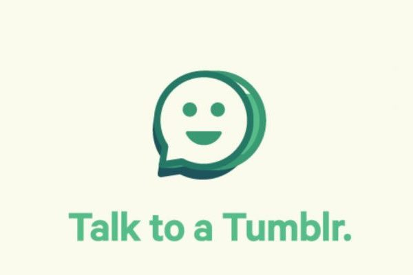 Tumblr recebe chat