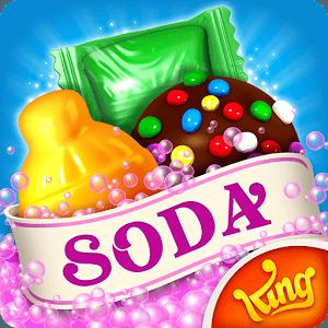 unnamed candy crush saga, Candy Crush Soda Saga, king