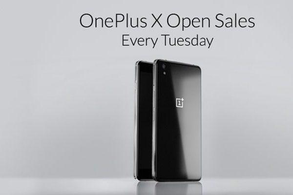 OnePlus X sem convite