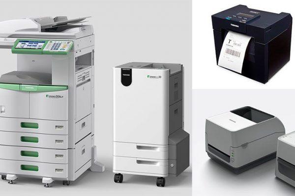 Toshiba reforça oferta de impressão para o setor logístico