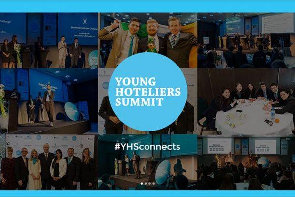 "Estudante da Universidade Europeia vai representar Portugal no encontro internacional ""Young Hoteliers Summit"""