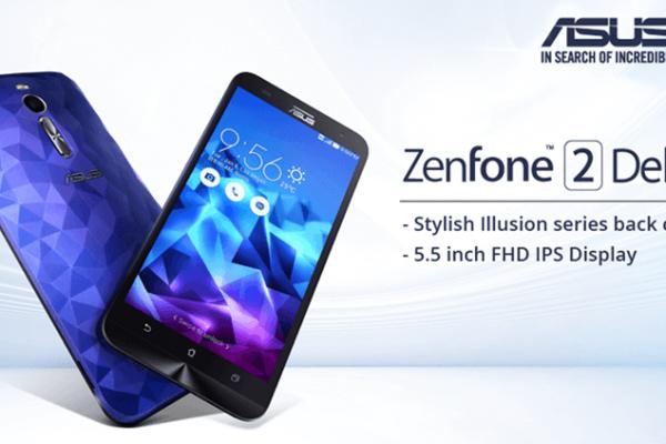 ASUS Zenfone 2 Deluxe Launch