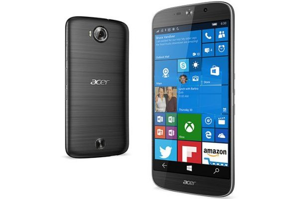 CES 2016: Acer apresenta o novo Liquid Jade Primo com Windows 10 Mobile